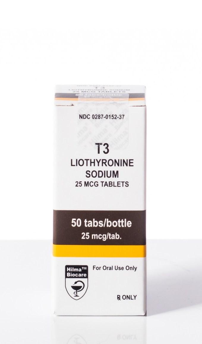 Levothyroxine Sodium 25 Mcg Thyrox 25mcg Tablet